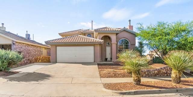 1130 W Bend Lane, El Paso, TX 79912 (MLS #853442) :: Jackie Stevens Real Estate Group