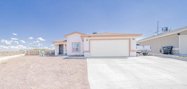 340 Via Cumbre Linda Circle, El Paso, TX 79928 (MLS #853457) :: Jackie Stevens Real Estate Group