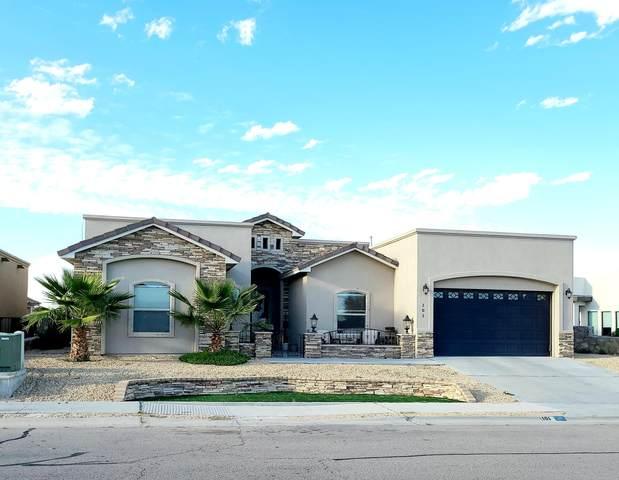 101 Tuscan Ridge Circle, Santa Teresa, NM 88008 (MLS #853459) :: Mario Ayala Real Estate Group