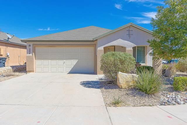 504 Emerald Gem Lane, Horizon City, TX 79928 (MLS #853460) :: The Purple House Real Estate Group