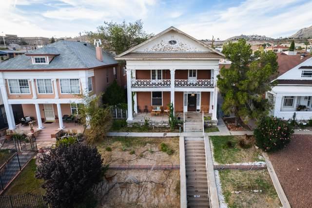 1107 E Nevada Avenue, El Paso, TX 79902 (MLS #853466) :: Jackie Stevens Real Estate Group