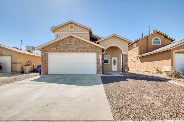 13942 Vaquero Rock Drive, El Paso, TX 79938 (MLS #853471) :: The Purple House Real Estate Group