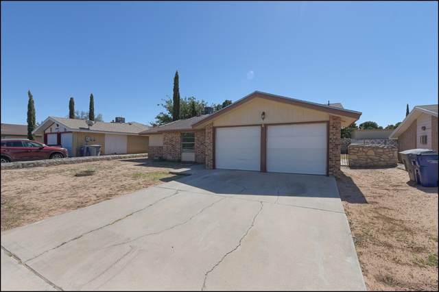 11140 Shiner Avenue, El Paso, TX 79936 (MLS #853474) :: Jackie Stevens Real Estate Group