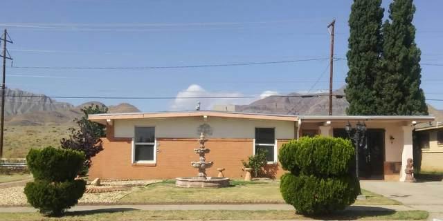 9501 Gschwind Street, El Paso, TX 79924 (MLS #853475) :: Jackie Stevens Real Estate Group
