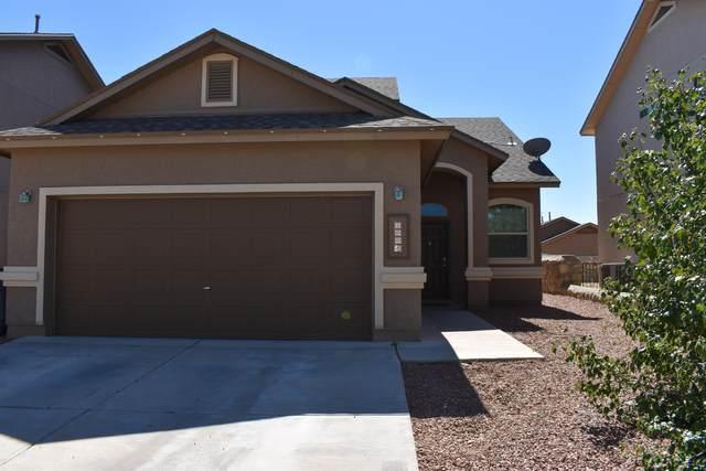 5008 Silver Ranch Avenue, El Paso, TX 79934 (MLS #853476) :: Jackie Stevens Real Estate Group