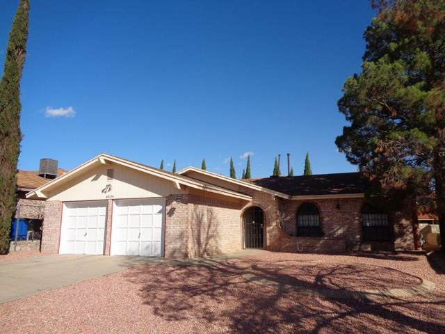 4525 General Maloney Circle, El Paso, TX 79924 (MLS #853483) :: The Purple House Real Estate Group