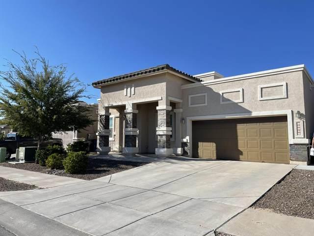 14633 Hunters Grove Avenue, El Paso, TX 79938 (MLS #853487) :: The Purple House Real Estate Group