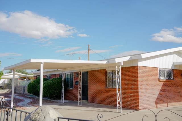 5508 Wren Avenue, El Paso, TX 79924 (MLS #853490) :: The Purple House Real Estate Group