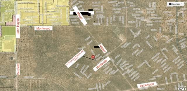 11 Horizon City Estates 57 Lot 27 Street, Horizon City, TX 79928 (MLS #853492) :: Jackie Stevens Real Estate Group