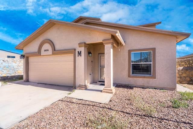10456 Silvercloud Drive, El Paso, TX 79924 (MLS #853498) :: The Matt Rice Group