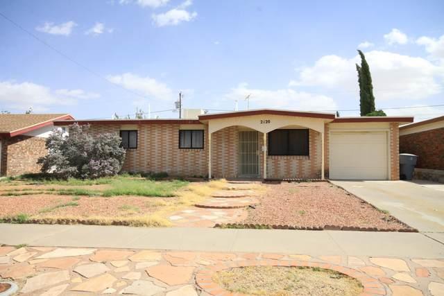 2120 Octubre Drive, El Paso, TX 79935 (MLS #853500) :: Jackie Stevens Real Estate Group