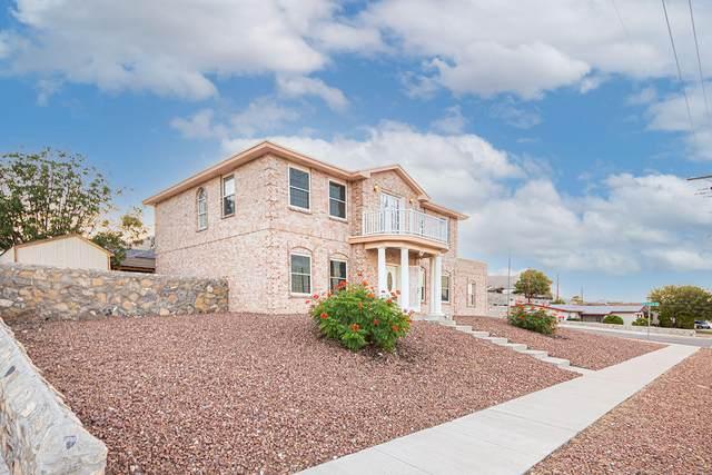 9033 Leo Street, El Paso, TX 79904 (MLS #853501) :: The Purple House Real Estate Group