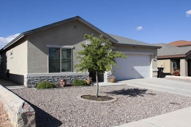 5855 Laurensito, Santa Teresa, NM 88008 (MLS #853502) :: Mario Ayala Real Estate Group