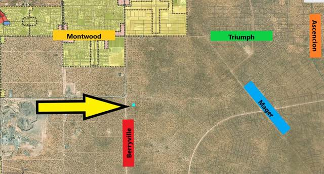 10 Rogas, El Paso, TX 79928 (MLS #853511) :: The Matt Rice Group