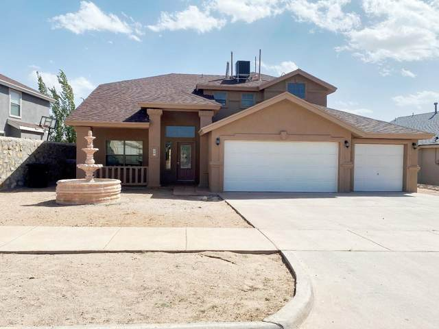 224 Lago Grande Drive, Horizon City, TX 79928 (MLS #853513) :: Mario Ayala Real Estate Group
