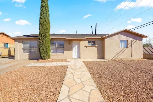 4809 Debeers Drive, El Paso, TX 79924 (MLS #853516) :: Jackie Stevens Real Estate Group