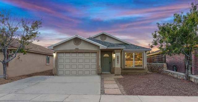 4661 Joseph Rodriguez Drive, El Paso, TX 79938 (MLS #853518) :: Jackie Stevens Real Estate Group