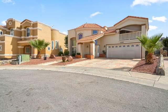 3208 Tierra Pura Place, El Paso, TX 79938 (MLS #853520) :: The Purple House Real Estate Group