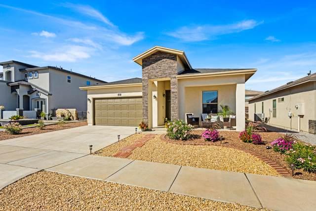 1421 Dominic Anakin Drive, El Paso, TX 79928 (MLS #853521) :: Summus Realty
