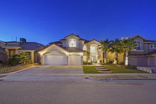 12521 Sun Haven Drive, El Paso, TX 79938 (MLS #853523) :: Jackie Stevens Real Estate Group