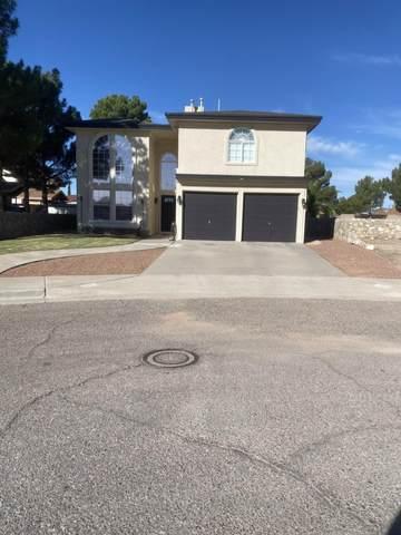 1704 Mill Gate Way, El Paso, TX 79936 (MLS #853525) :: The Matt Rice Group
