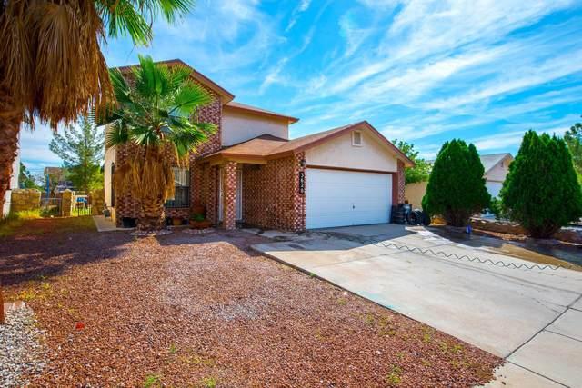 3620 Tierra Meca Road, El Paso, TX 79938 (MLS #853527) :: The Purple House Real Estate Group