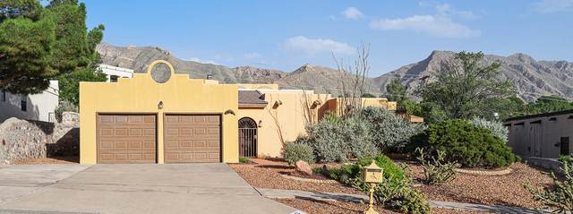 6016 Camino Alegre Drive, El Paso, TX 79912 (MLS #853532) :: Jackie Stevens Real Estate Group