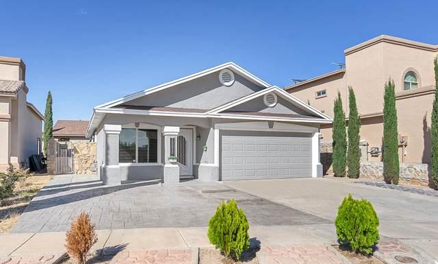 12217 Via Inca Drive, El Paso, TX 79936 (MLS #853534) :: Summus Realty