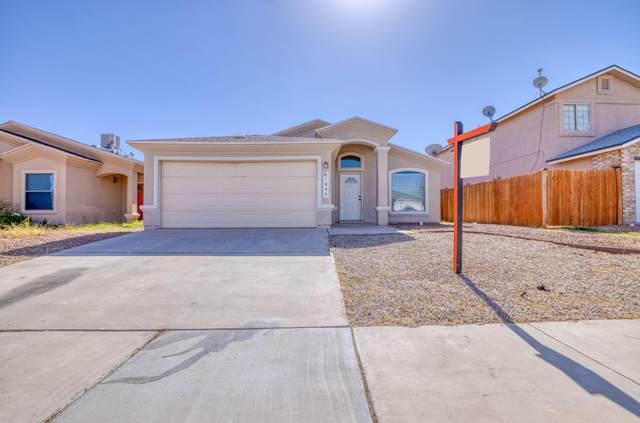 11896 Jim Webb Drive, El Paso, TX 79934 (MLS #853535) :: The Purple House Real Estate Group