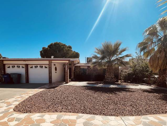 11004 Gulf Star Court, El Paso, TX 79936 (MLS #853538) :: Jackie Stevens Real Estate Group