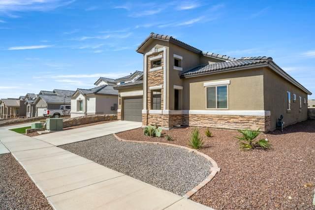 7821 Enchanted Circle Drive, El Paso, TX 79911 (MLS #853540) :: The Matt Rice Group
