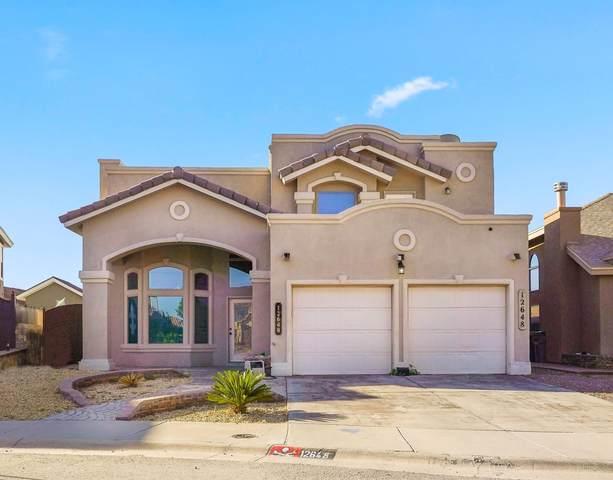 12648 Christian Isaiah Court, El Paso, TX 79928 (MLS #853542) :: Summus Realty