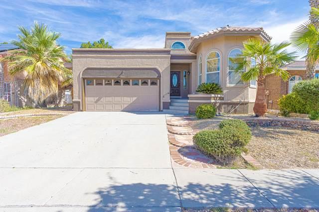 12089 Autumn Gate Drive, El Paso, TX 79936 (MLS #853543) :: The Matt Rice Group