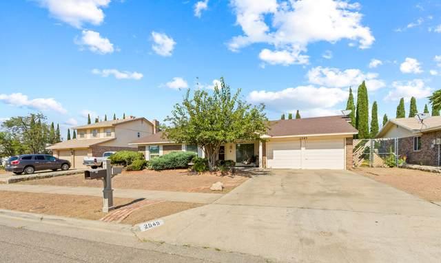 2545 Anise Drive, El Paso, TX 79936 (MLS #853546) :: Jackie Stevens Real Estate Group