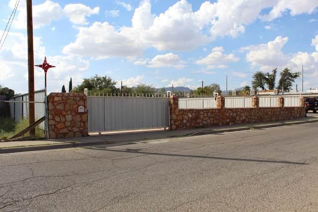 129 N Pendell Road, El Paso, TX 79905 (MLS #853552) :: Jackie Stevens Real Estate Group