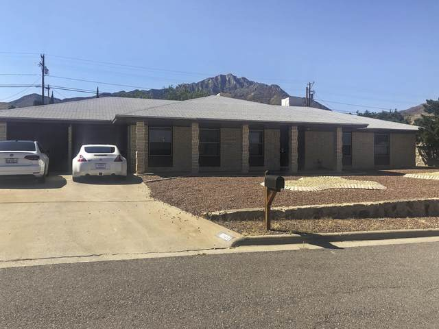 8201 Turquoise Street, El Paso, TX 79904 (MLS #853553) :: The Purple House Real Estate Group