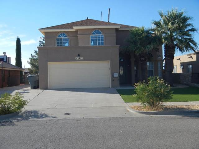 1377 James Dudley Drive, El Paso, TX 79936 (MLS #853558) :: Summus Realty