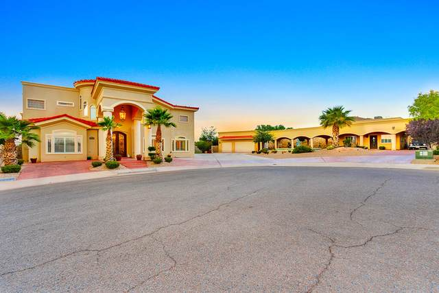 13443 Spyglass Hill Court, El Paso, TX 79928 (MLS #853567) :: Jackie Stevens Real Estate Group