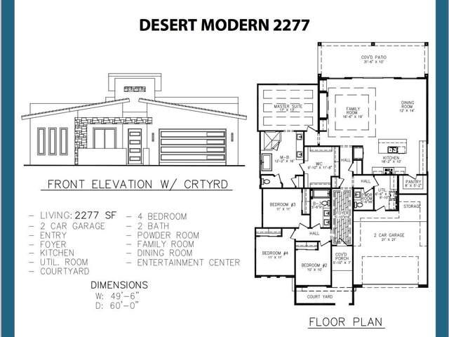 14508 Tierra Resort Avenue, El Paso, TX 79928 (MLS #853568) :: Jackie Stevens Real Estate Group