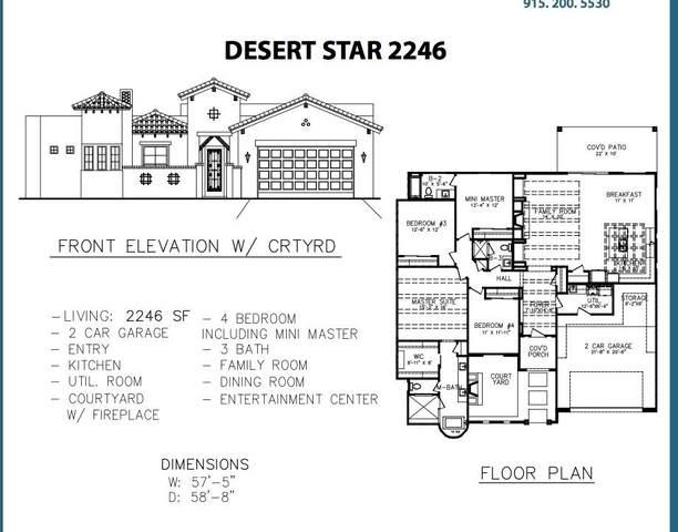 14608 Tierra Resort Avenue, El Paso, TX 79938 (MLS #853572) :: Jackie Stevens Real Estate Group