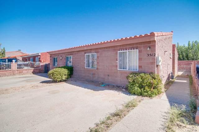 3512 Oasis Drive, El Paso, TX 79936 (MLS #853575) :: Jackie Stevens Real Estate Group