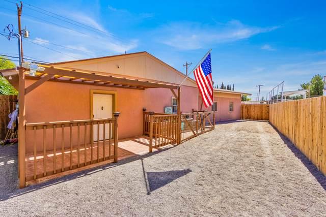 6330 Viramontes Street, El Paso, TX 79932 (MLS #853578) :: The Purple House Real Estate Group
