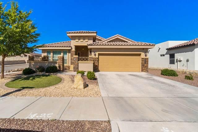 12201 Chapel Hill Road, El Paso, TX 79928 (MLS #853580) :: Jackie Stevens Real Estate Group
