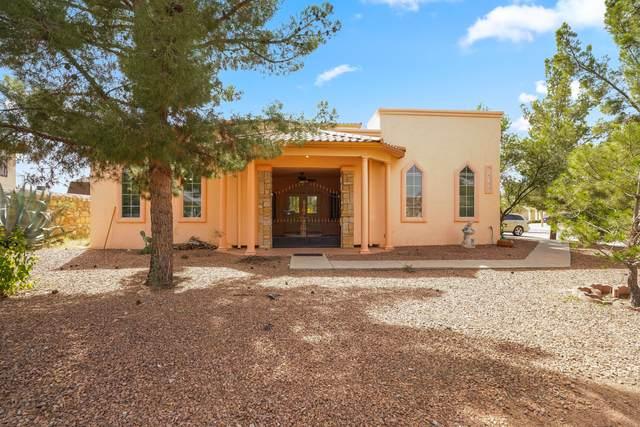 14308 Desert Crest Way, Horizon City, TX 79928 (MLS #853581) :: The Matt Rice Group