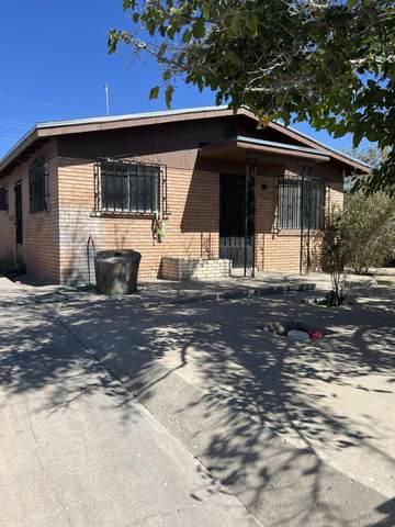 6005 Tampa Avenue, El Paso, TX 79905 (MLS #853582) :: Jackie Stevens Real Estate Group