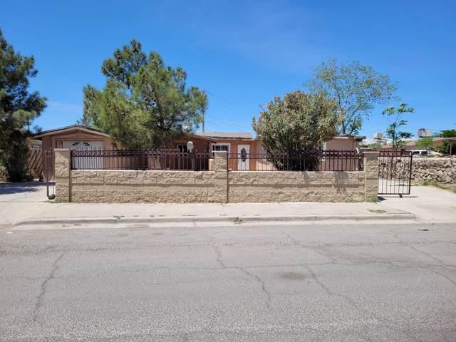 326 Guadalajara Drive, El Paso, TX 79907 (MLS #853589) :: The Purple House Real Estate Group