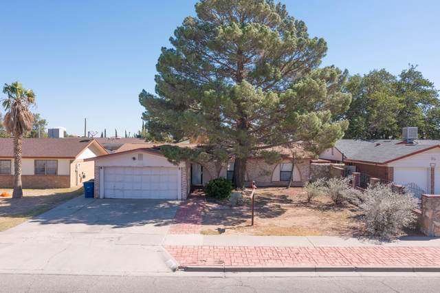 1712 Robert Wynn Street, El Paso, TX 79936 (MLS #853590) :: Jackie Stevens Real Estate Group