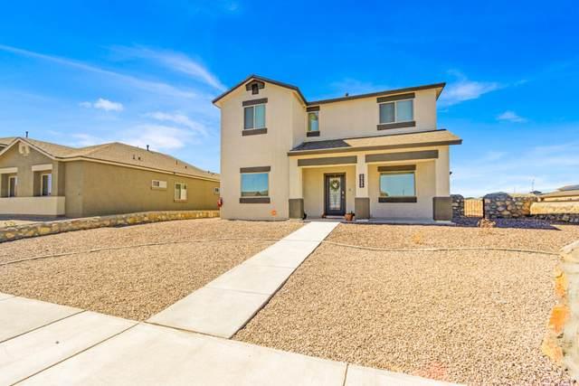 2733 Maria Casas Street, El Paso, TX 79938 (MLS #853591) :: Jackie Stevens Real Estate Group