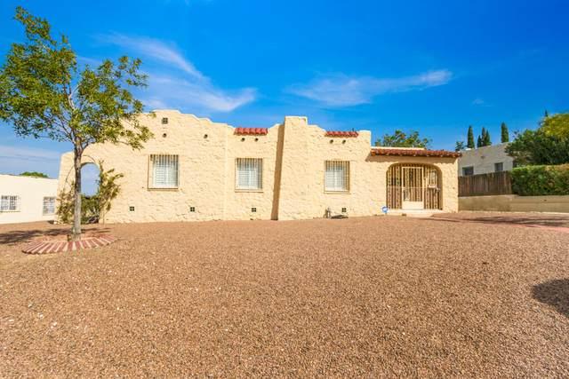 717 Kern Drive, El Paso, TX 79902 (MLS #853595) :: Mario Ayala Real Estate Group
