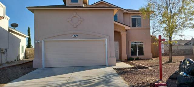 3229 Mike Godwin Drive, El Paso, TX 79936 (MLS #853598) :: The Purple House Real Estate Group